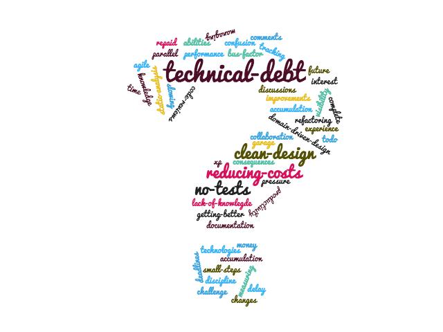 Managing technical debt in own garage