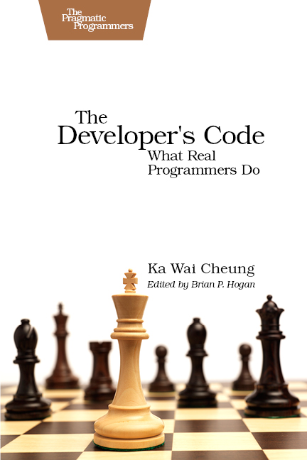 Book Review - The developer's code by Ka Wai Cheung